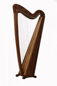 Verhuur harp Saphir