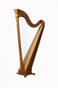 Keltische Harp - Tourmalin